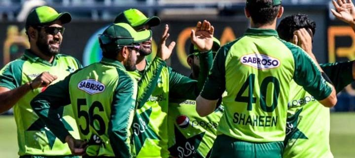 Pakistan cricket team for T20 World Cup announced