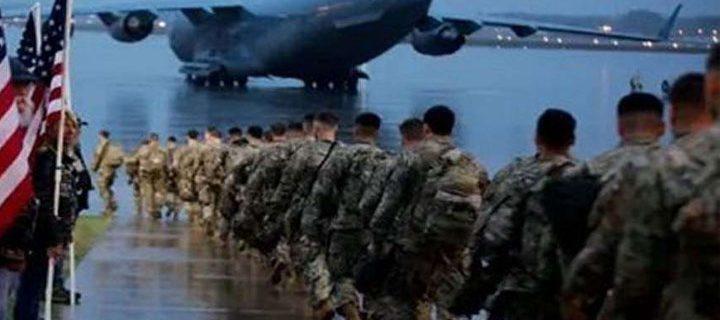 US completes Afghanistan troop withdrawal to end 20-year
