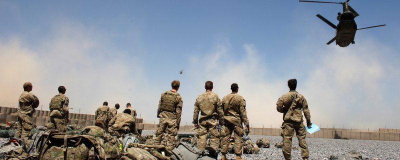 امریکہ نے افغانستان