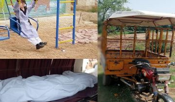 Eight-year-old student killed in road accident