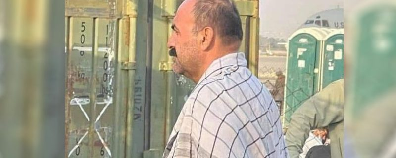 سابق افغان آرمی چیف