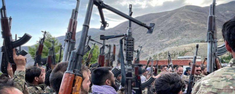 Taliban siege of Panjshir