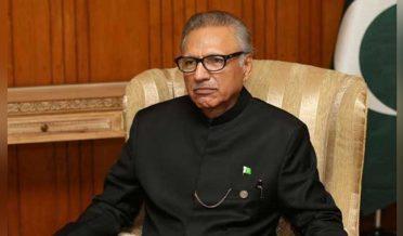 president of pakistan