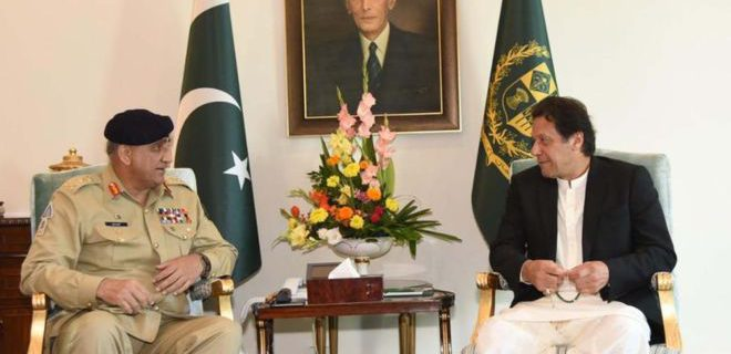army chief prime minister