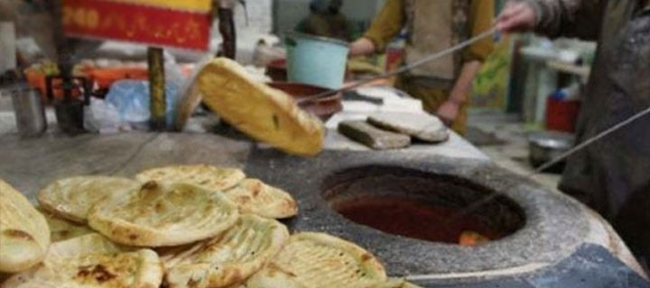 Rs 5 increase in bread price in Peshawar