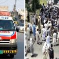 Lower Dir: Firing at the funeral ceremony, 9 killed, 18 injured