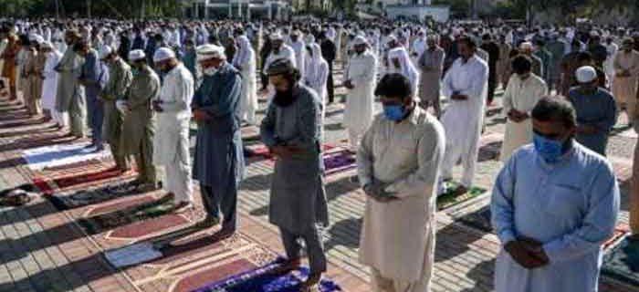 Eid-ul-Adha times in Peshawar