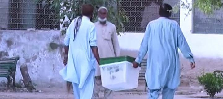 Cantonment Board Election peshawer