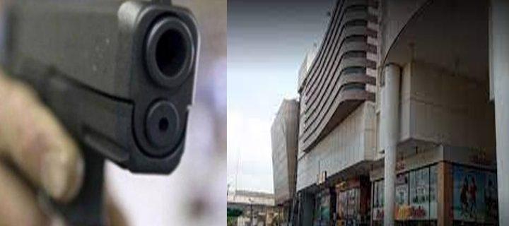 firing in deans shopping mall