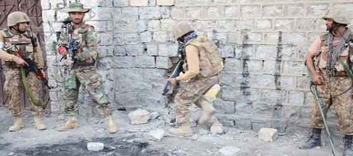 North Waziristan: Forces operation