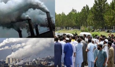 haripur protest against-pollution