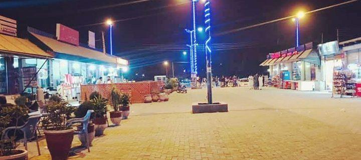 hayatabaad food street