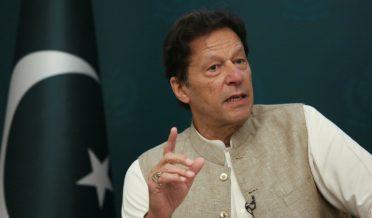Imran khan tweek about jammu kashmir