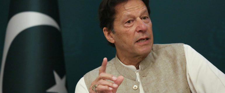 imran khan tweet about jammu kashmir