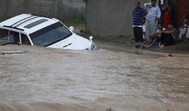 ISLAMABAD: Monsoon rains wreaked havoc