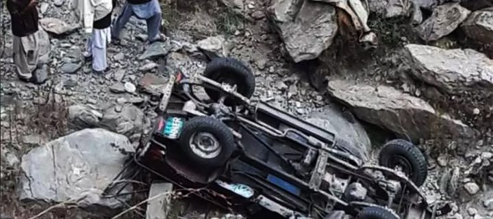 jeep accident in balakot