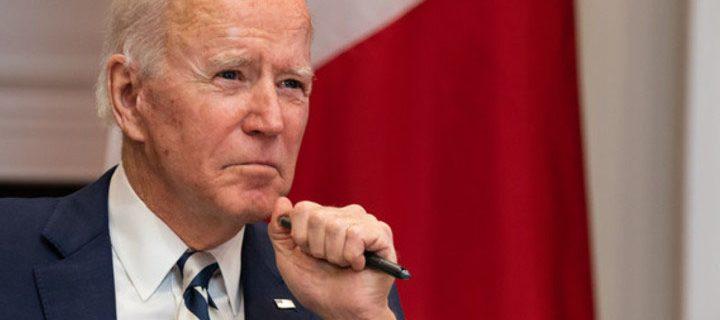 Biden announces revenge on terrorists
