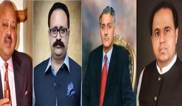 Who is the new Prime Minister of Azad Kashmir?