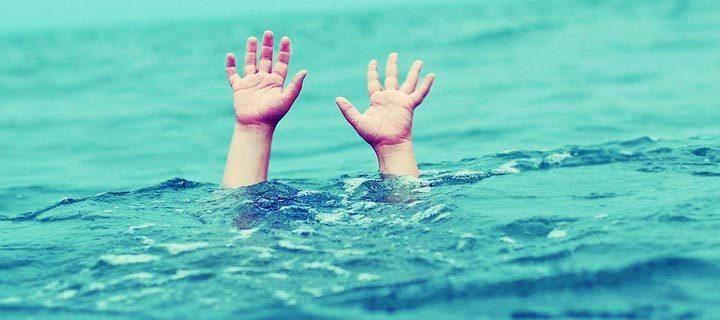 kid drowned