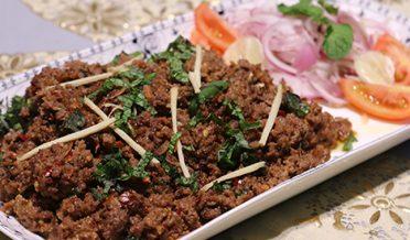 delicious smoky minced meat recipe