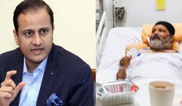 Omar Sharif's family visa issue resolved