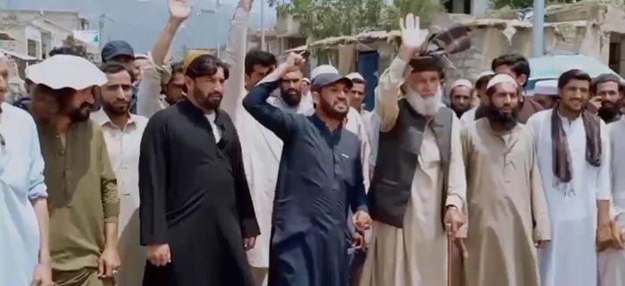 orakzai people strike
