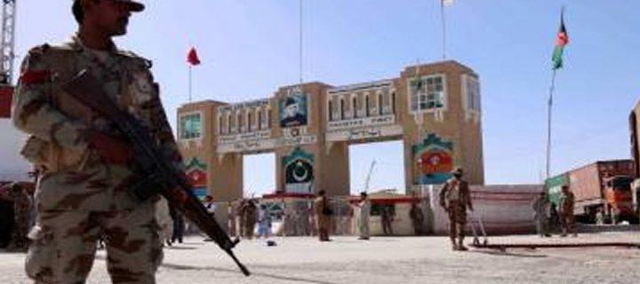 Security alert on Pak-Afghan border