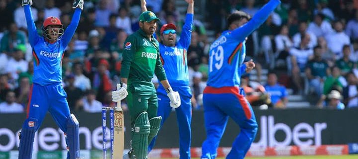 The Pakistan-Afghanistan series is in jeopardy