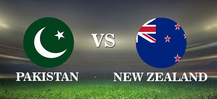 pak vs new zeland series