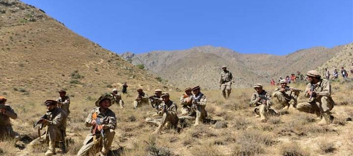 Fighting continues in Panjshir,