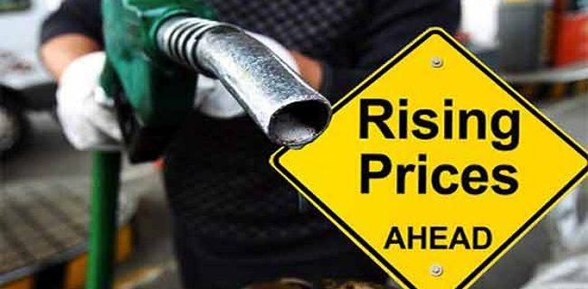 petroleum prices hike