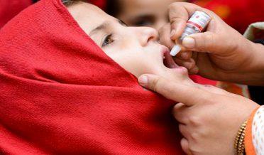 Inauguration of five-day polio campaign in Hangu
