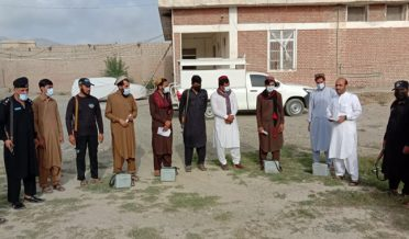 polio campaign in south wazirstan