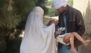 polio vaccination campaign