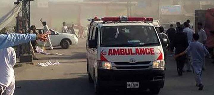 Quetta blast: 3 killed, several injured