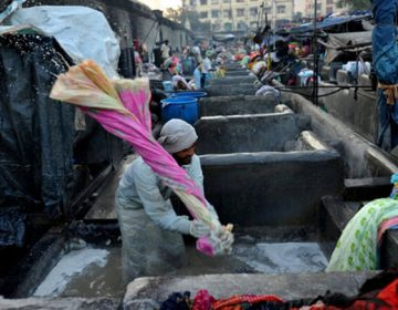 Indian man on bail in rape case ordered to wash women's clothes for six months
