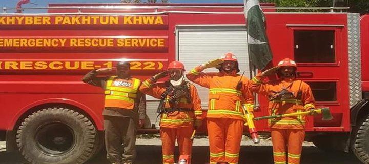 rescue 1122 haripur