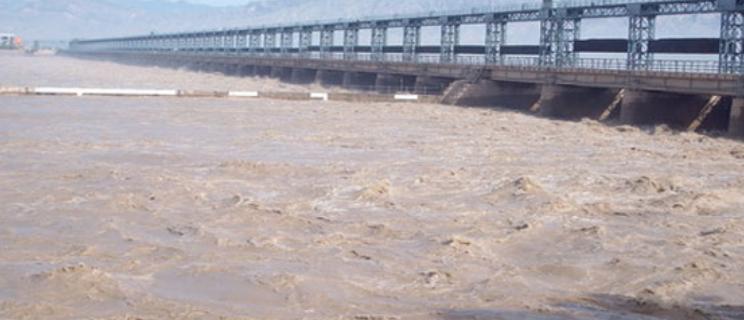rivers level