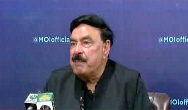sheikh rasheed media talk