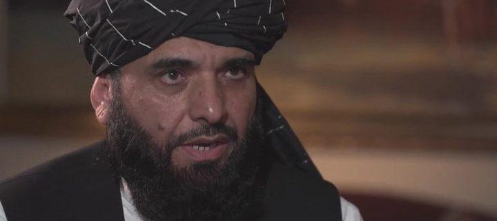 Taliban spokesman Sohail Shaheen
