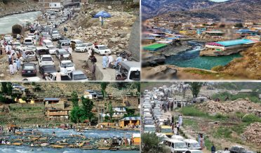 Millions of tourists flocked to Swat on the occasion of Eid