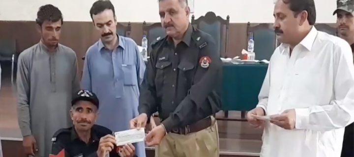 tahir iqbal DPO kurram