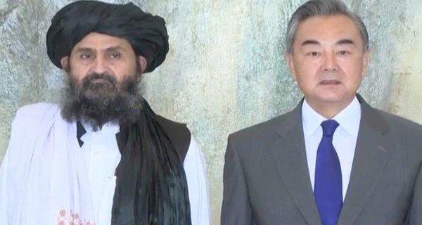 wang-yi-and -taliban