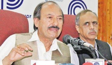 zahid khan anp Spokes Person