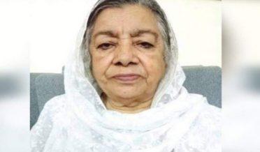 Pashto novelist Zaitoon Bano has passed away